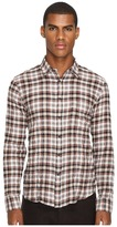 Billy Reid Kirby Shirt Men's Long Sleeve Button Up