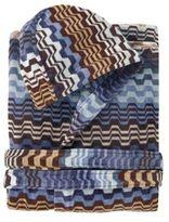Missoni Home Lara Cotton Hooded Bath Robe