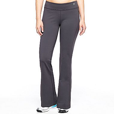 JCPenney XersionTM Seamed Active Pants - Petites