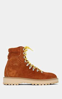 Diemme Women's Monfumo Suede Hiking Boots - Dk. brown