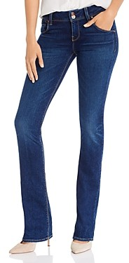 Hudson Beth Mid Rise Bootcut Jeans In Obscurity