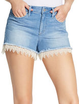 Jessica Simpson Nomad Five-Pocket Shorts