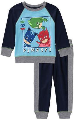 PJ MASKS Boys PJ Masks 2-pc. Pant Set Toddler