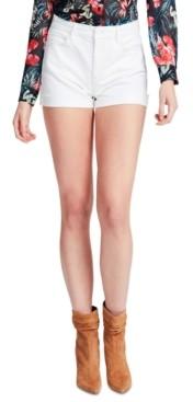 GUESS Gemma Cuffed Cutoff Shorts