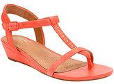 Clarks Parram Blanc Sandals