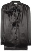 Balenciaga Silk satin blouse