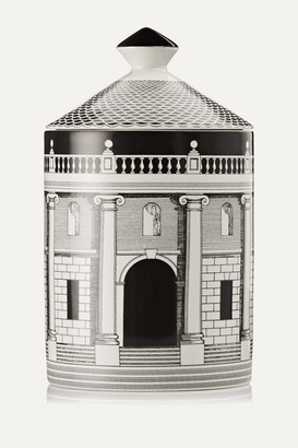 Fornasetti Casa Con Colonne Scented Candle, 300g - Colorless