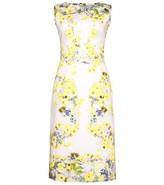 MARLENA FLORAL PRINTED DRESS
