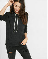 Express one eleven popover hoodie