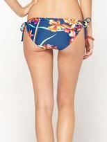 Roxy Tahiti Sunset 70s String Bikini Bottoms