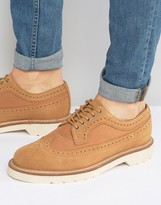 Dr. Martens Windsor 3989 Suede Brogue Shoes