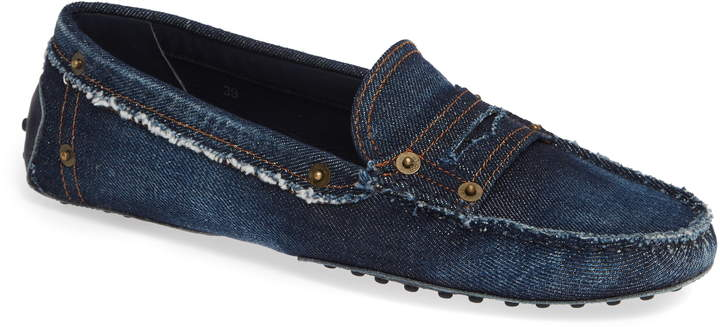 04ee4d97e9 Tods Penny Loafers-women - ShopStyle