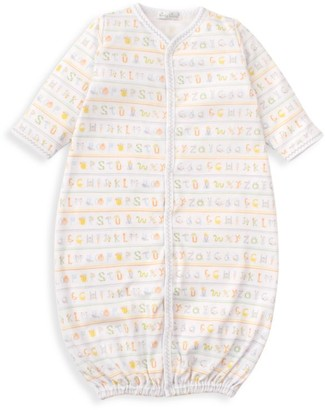 Kissy Kissy Baby's Alphabet Convertible Gown Coverall