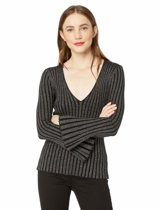 Bailey 44 Women's Dont Stop Till You Get Enough Bell Sleeve Sweater