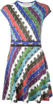 Mary Katrantzou Pinto dress - women - Spandex/Elastane/Viscose - M