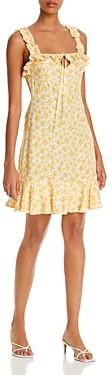 All Things Mochi Reyna Sun Print Dress