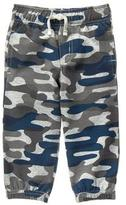 Gymboree Camo Fleece Pants