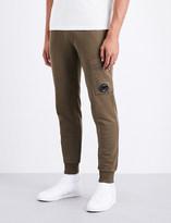 C.P. Company Lens-detail cotton-jersey jogging bottoms