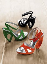 Luichiny® Cut-out heel sandal