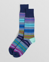 Paul Smith Block Stripe Socks