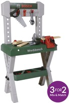 Bosch Workbench With 32 Accessories