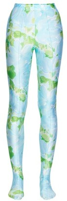 Balenciaga Dynasty floral print leggings