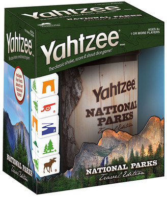 Usaopoly Yahtzee National Parks Travel Edition
