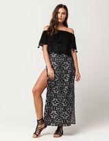 LIRA Cara Midi Wrap Skirt