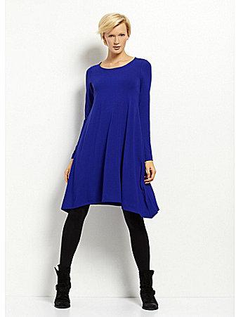 Eileen Fisher Jersey Layering Dress