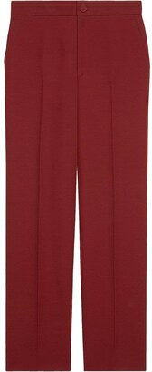 Gucci Straight-Leg Tailored Trousers