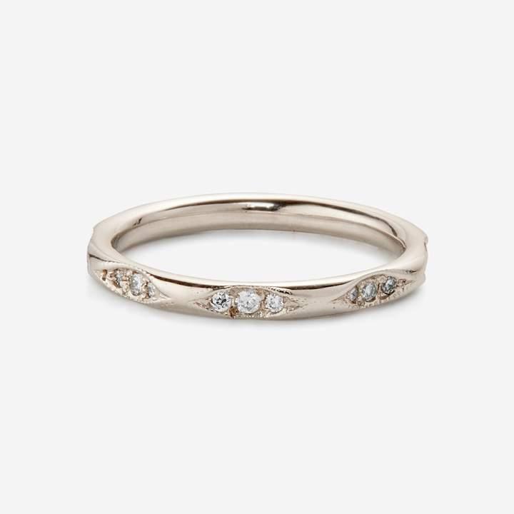 Ila Clara Eternity Ring