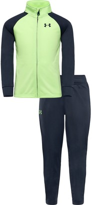 Under Armour Boys 4-7 Competitor Track Jacket and Pants Set
