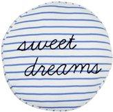 Decorative Pillow - Circle/Wedgewood