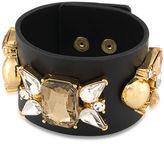 Trina Turk Starburst Leather Bracelet