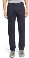 Brax Men's Flat Front Stretch Cotton Trousers