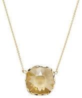 Roberto Coin 18K Yellow Gold Ipanema Citrine Necklace
