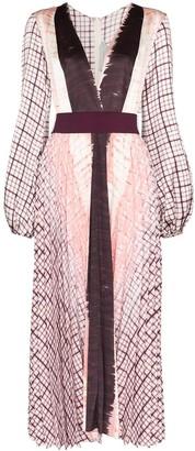 Silvia Tcherassi Darcy printed midi dress