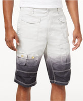 Sean John Men's Ombre Flight Cargo Shorts, Only At Macy's