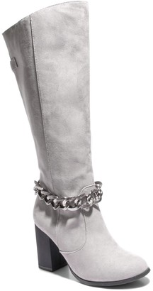 Two Lips Too Lean Women's Knee High Boots