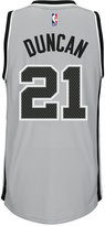adidas Men's Tim Duncan San Antonio Spurs Swingman Jersey