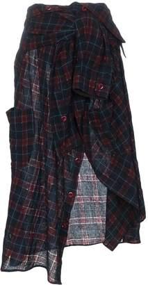 Faith Connexion high waisted shirt midi skirt