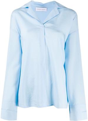 Christian Wijnants Oversized Flared Shirt
