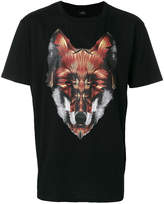 Marcelo Burlon County of Milan fox print T-shirt