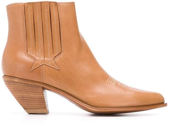 Golden Goose Sunset ankle boots