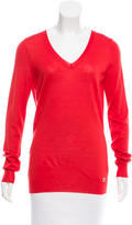 Gucci Cashmere V-Neck Sweater w/ Tags