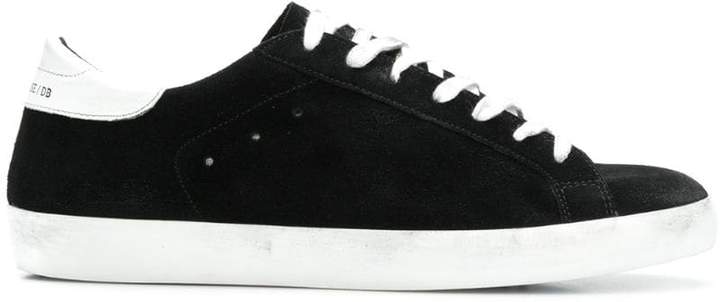 Golden Goose smooth lace-up sneakers
