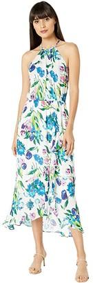 Parker Dottie Dress (Faye Garden) Women's Clothing