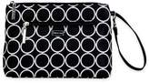 Kalencom Diaper Clutch in Black Holes