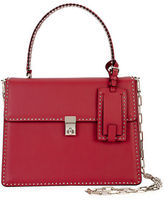 Valentino Garavani Rockstud Top-Handle Satchel Bag