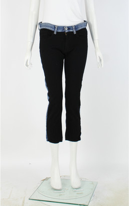Junya Watanabe Multicolour Cotton Jeans
